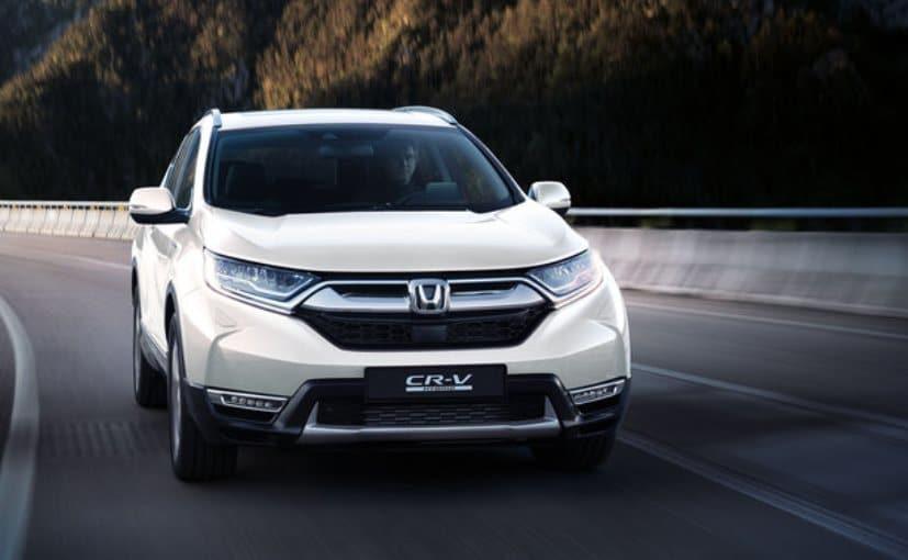 Honda CR-V-Hybrid