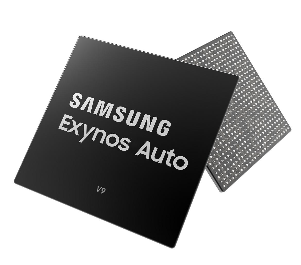 Samsung Exynos Auto V9 Audi