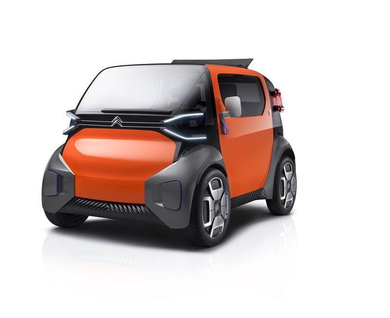 Citroen AMI One: Το νέο μικρό ηλεκτρικό αυτοκίνητο που δεν απαιτεί δίπλωμα οδήγησης