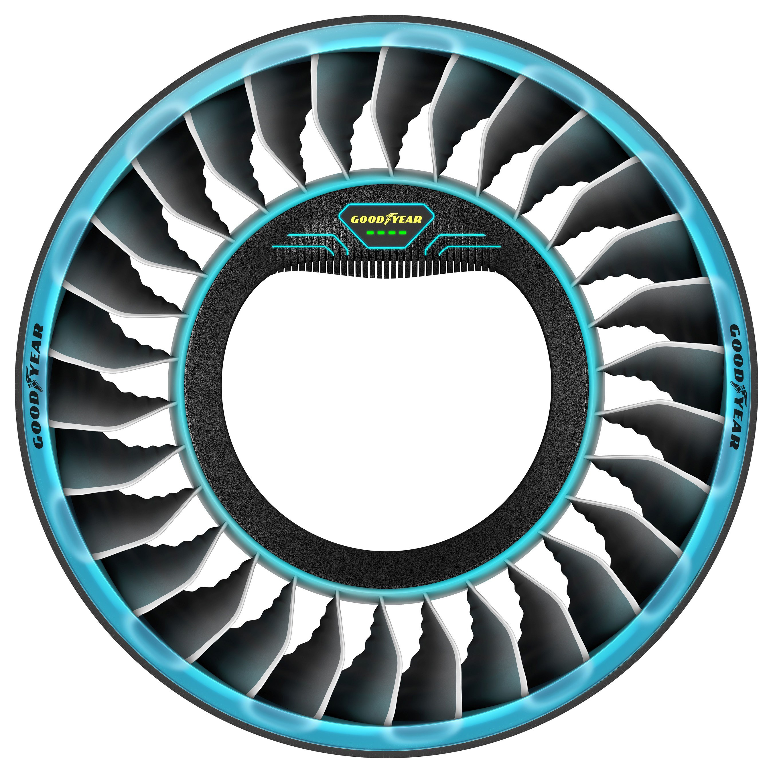 Goodyear Aero Concept Tyre