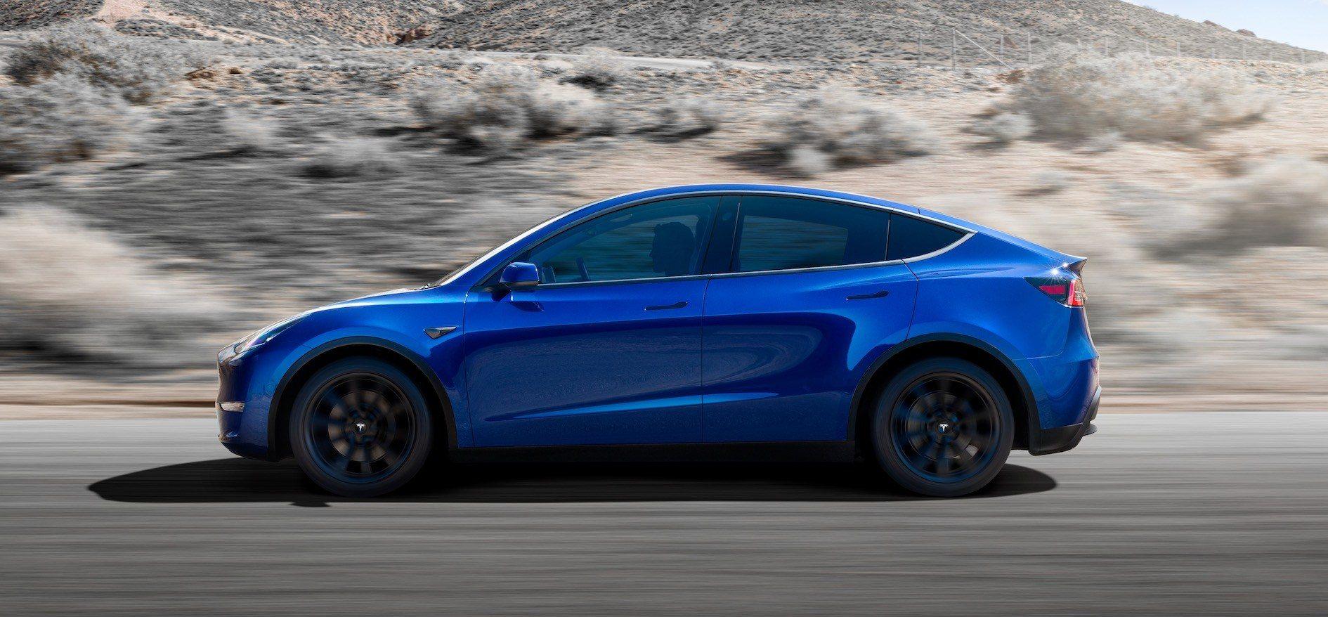 Η Tesla κυκλοφορεί μια ενημέρωση λογισμικού που αυξάνει την αυτονομία του Model Y.