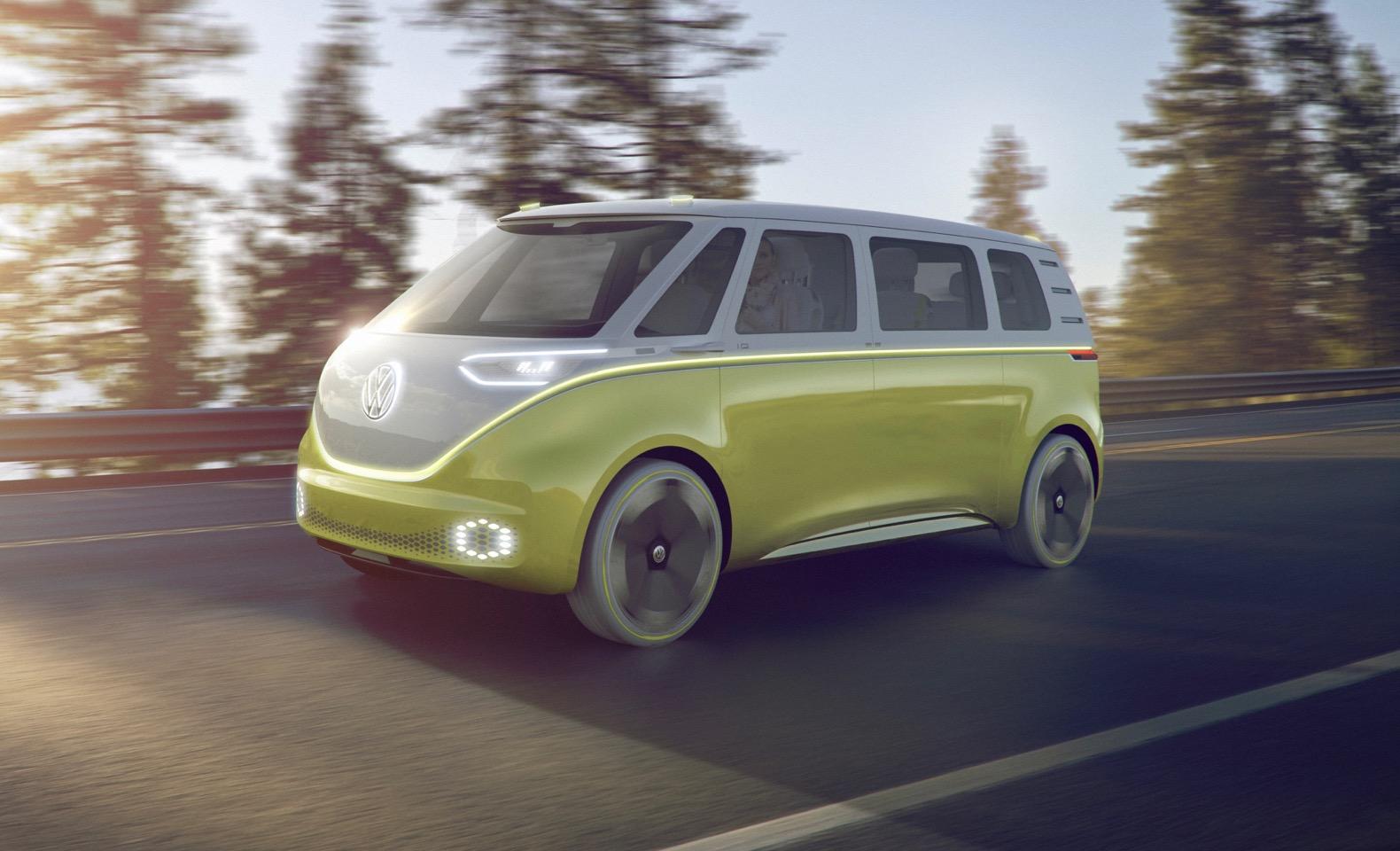 H Volkswagen ποντάρει στο μέλλον των ηλεκτρικών οχημάτων