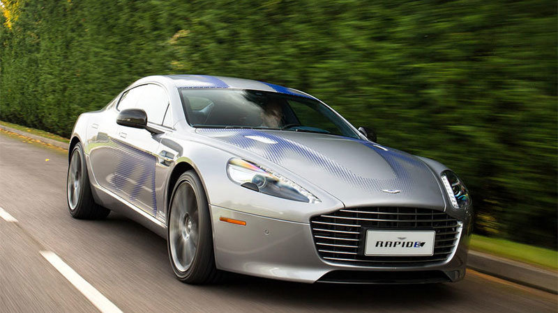 Ηλεκτρική Aston Martin το αυτοκίνητο του James Bond στην νέα ταινία