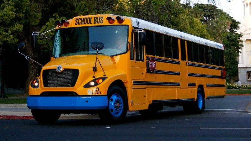 Ηλεκτρικά λεωφορεία