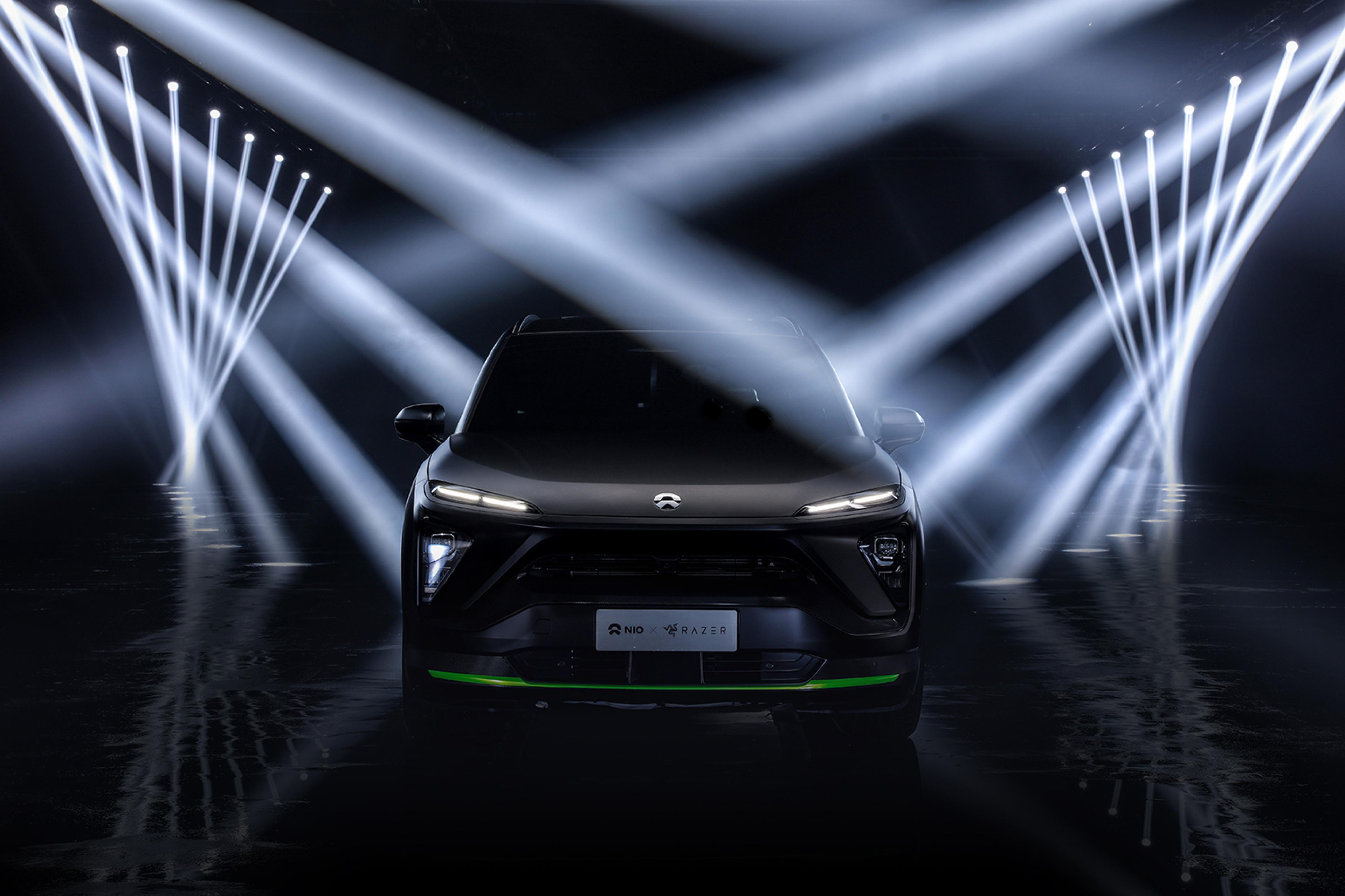 NIO ES6 Night Explorer Limited Edition