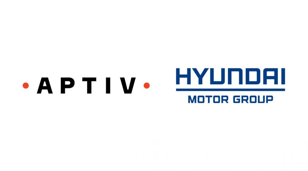 Hyundai Motor Group and Aptiv Autonomous