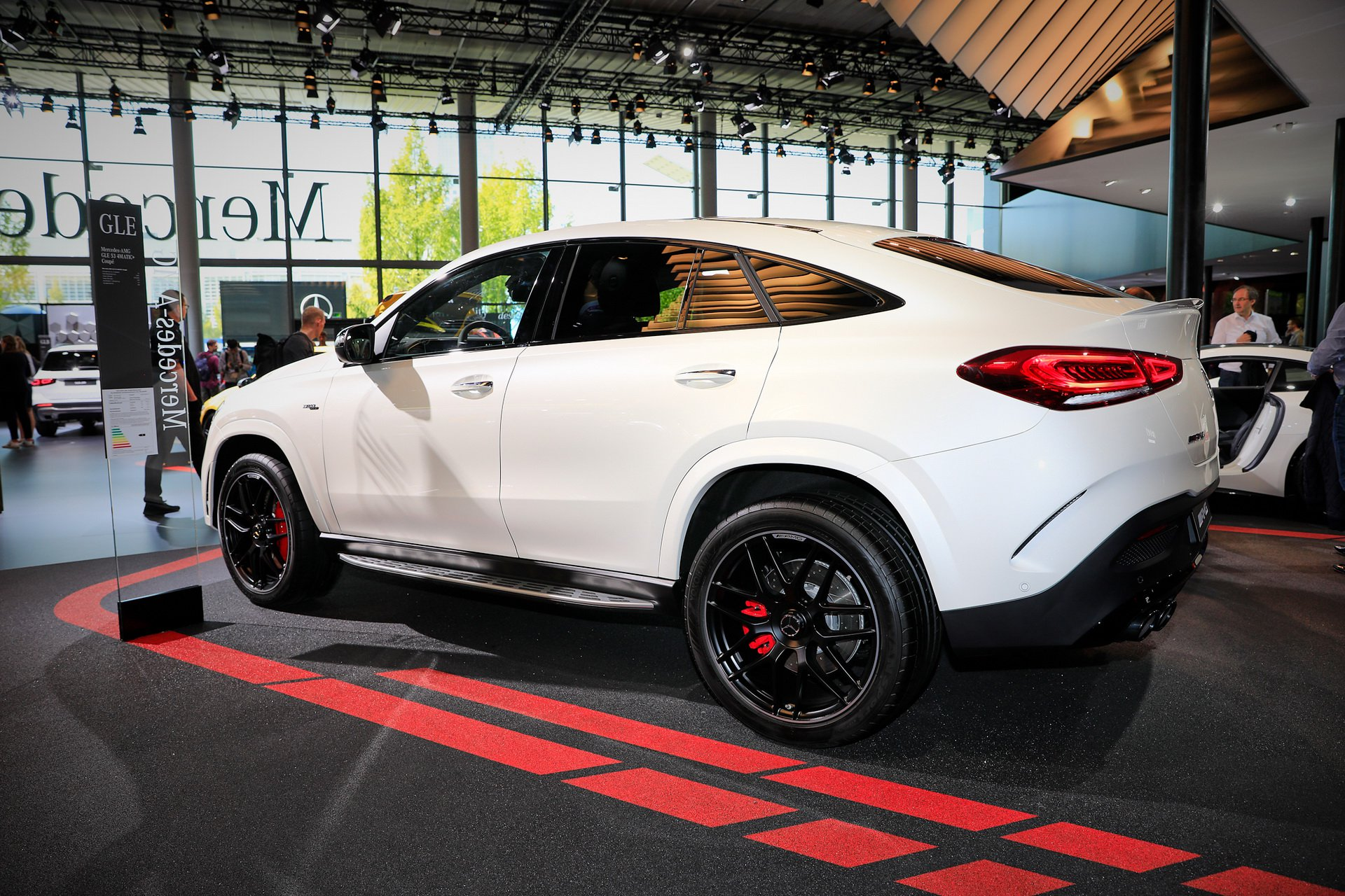 Mercedes AMG GLE 53 Coupe