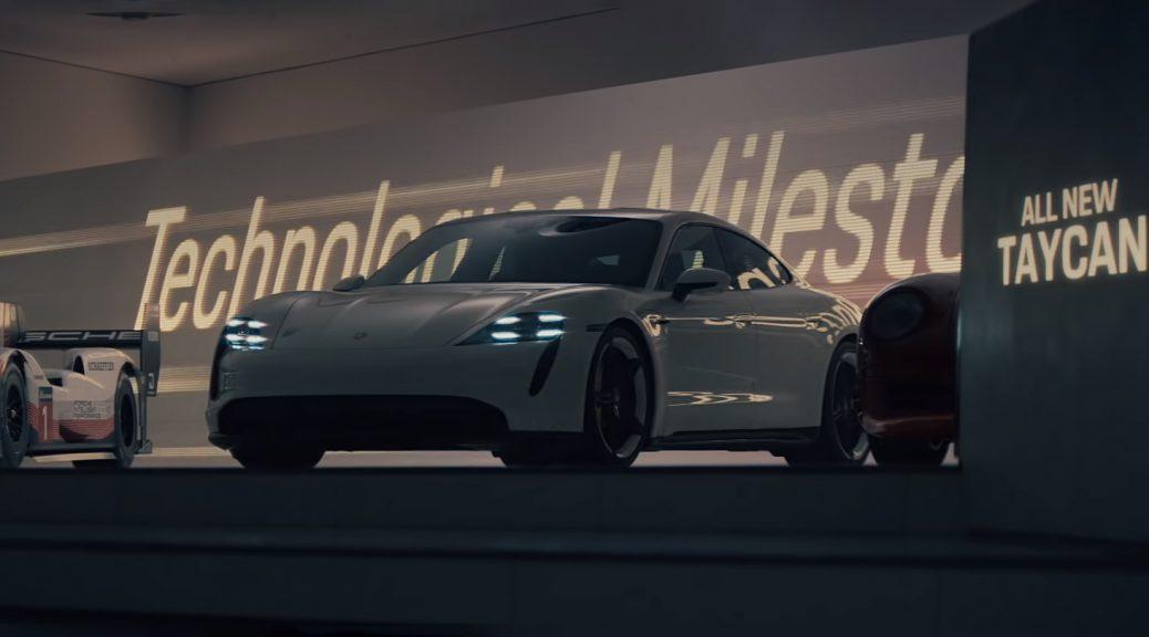 ηλεκτρικό αυτοκίνητο ηλεκτρικά αυτοκίνητα Audi E-Tron GMC Hummer Porsche Taycan Super Bowl
