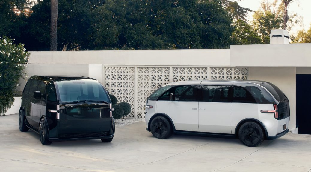 Hyundai KIA Canoo EV