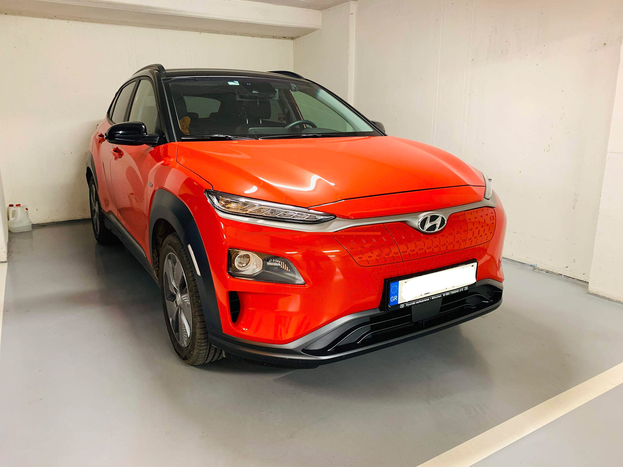 Δοκιμάζουμε το ηλεκτρικό Hyundai KONA στην Ελλάδα