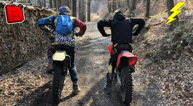 Dirt bike electric vs gas