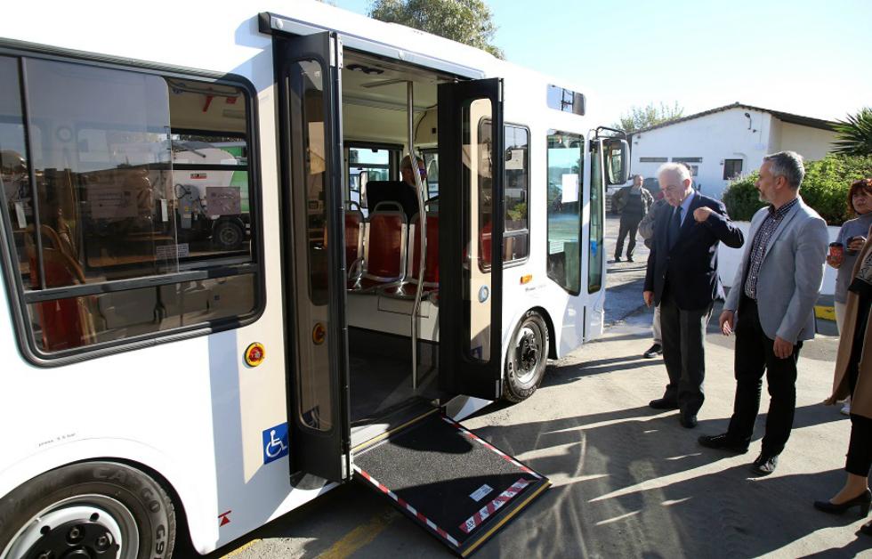 Δεύτερο ηλεκτρικό λεωφορείο στο Ηράκλειο, σύντομα θα τεθούν σε λειτουργία