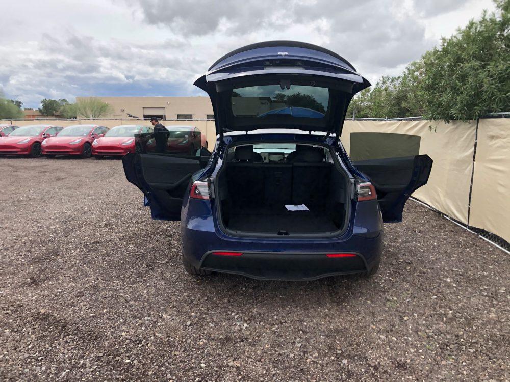 Tesla Model Y Pics