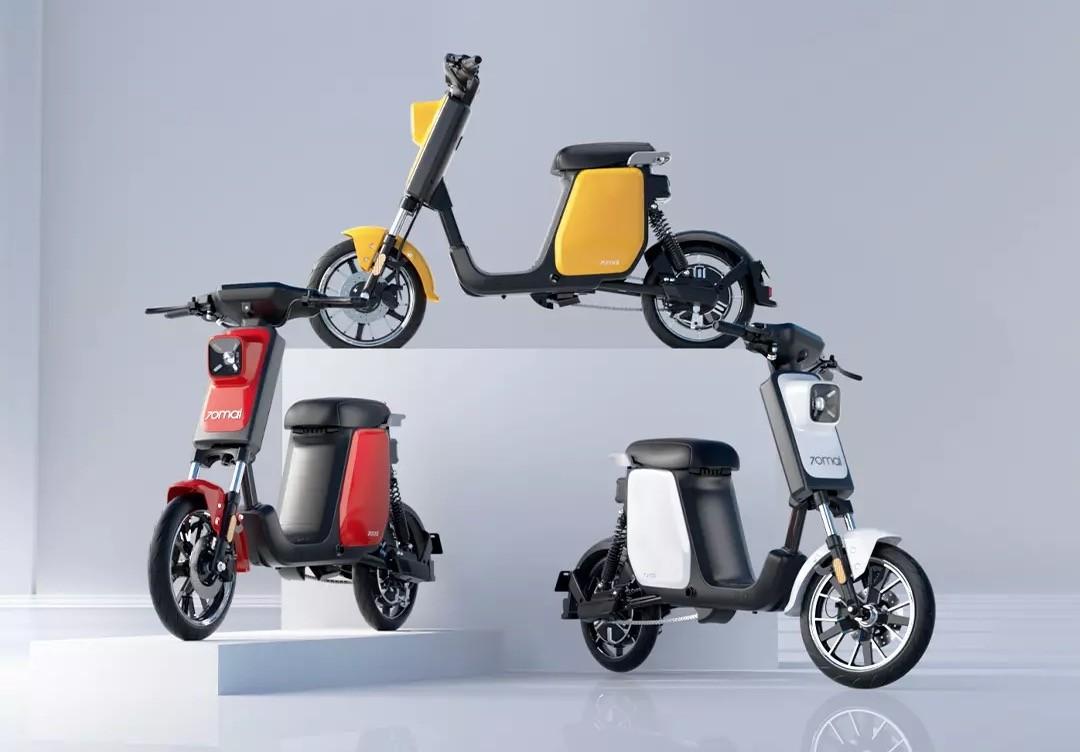 Xiami A1 and A1 Pro E Moped
