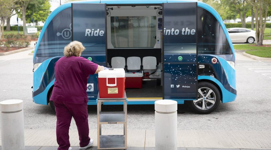αυτόνομα λεωφορεία