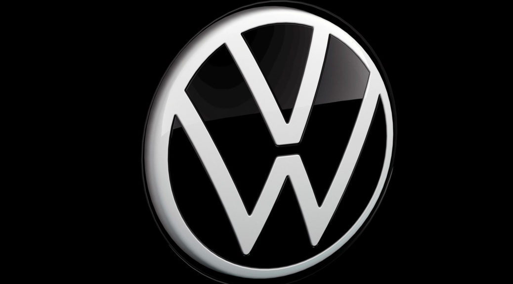Volkswagen New Electric Logo