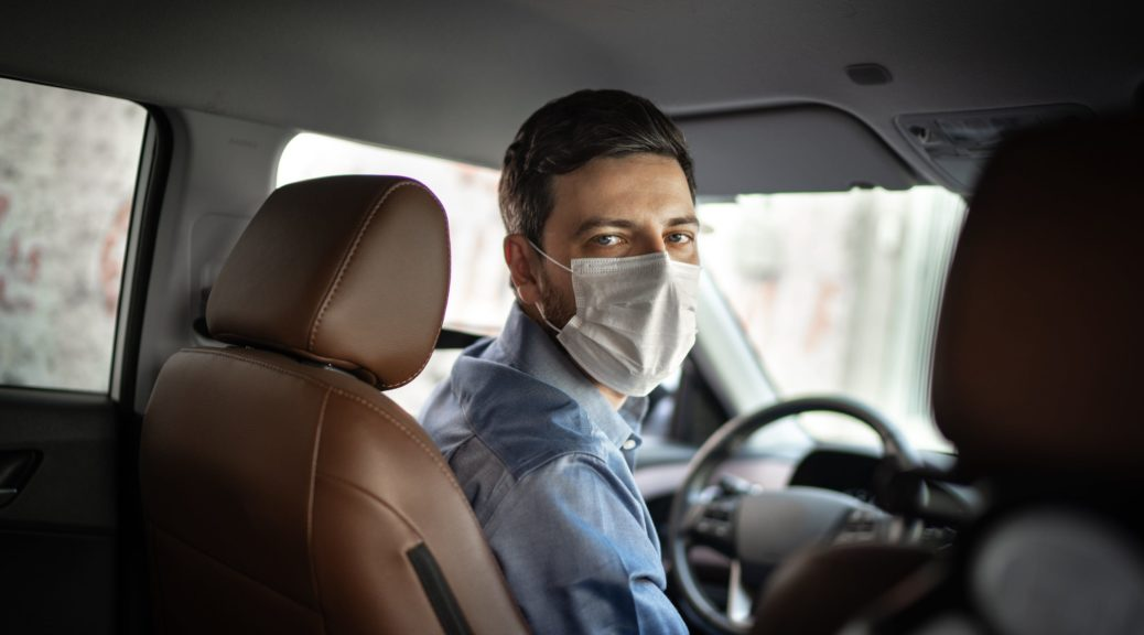 Uber Masks Test Tech