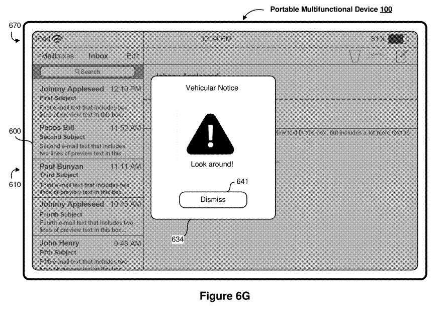 O αυτόματος πιλότος του Apple Car θα ειδοποιεί στο iPhone για τις κινήσεις του
