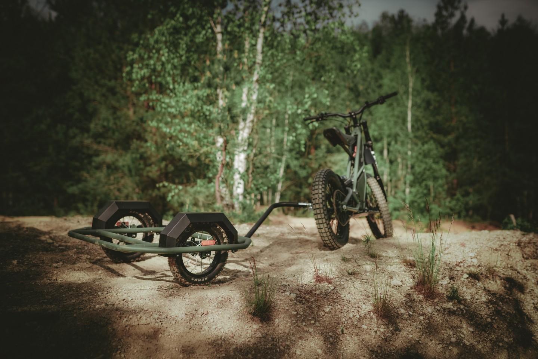 Kuberg Ranger: Μια ηλεκτρική μηχανή που θα σε πάει στο χώμα