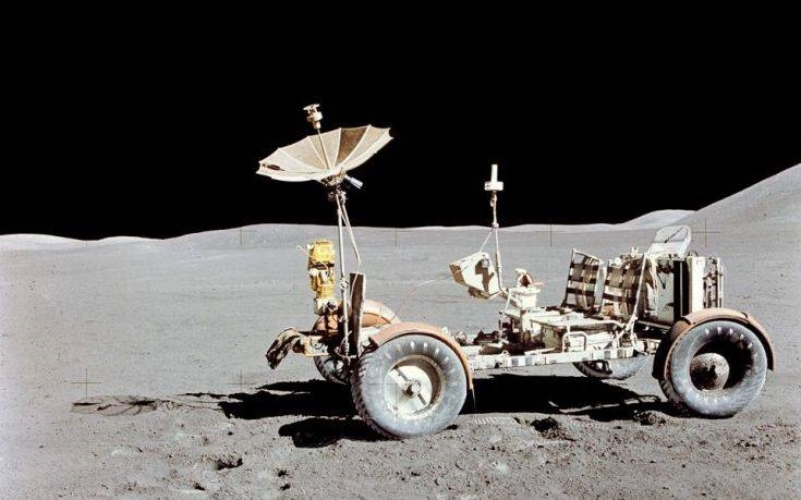 Lunar Roving Vehicle (LRV)