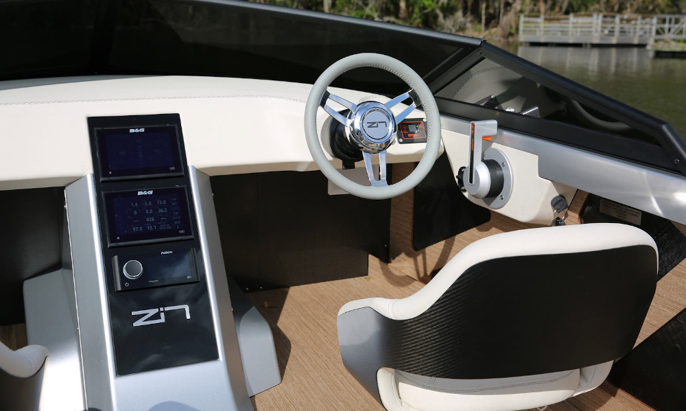 Zin Z2R: Το Tesla Roadster των θαλασσών