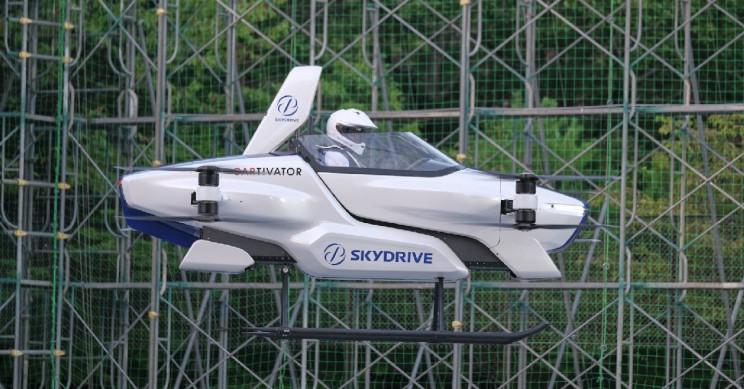 SkyDrive SD-03