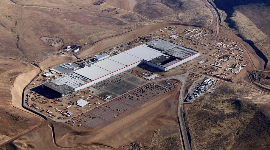 Tesla Gigafactory - Nevada
