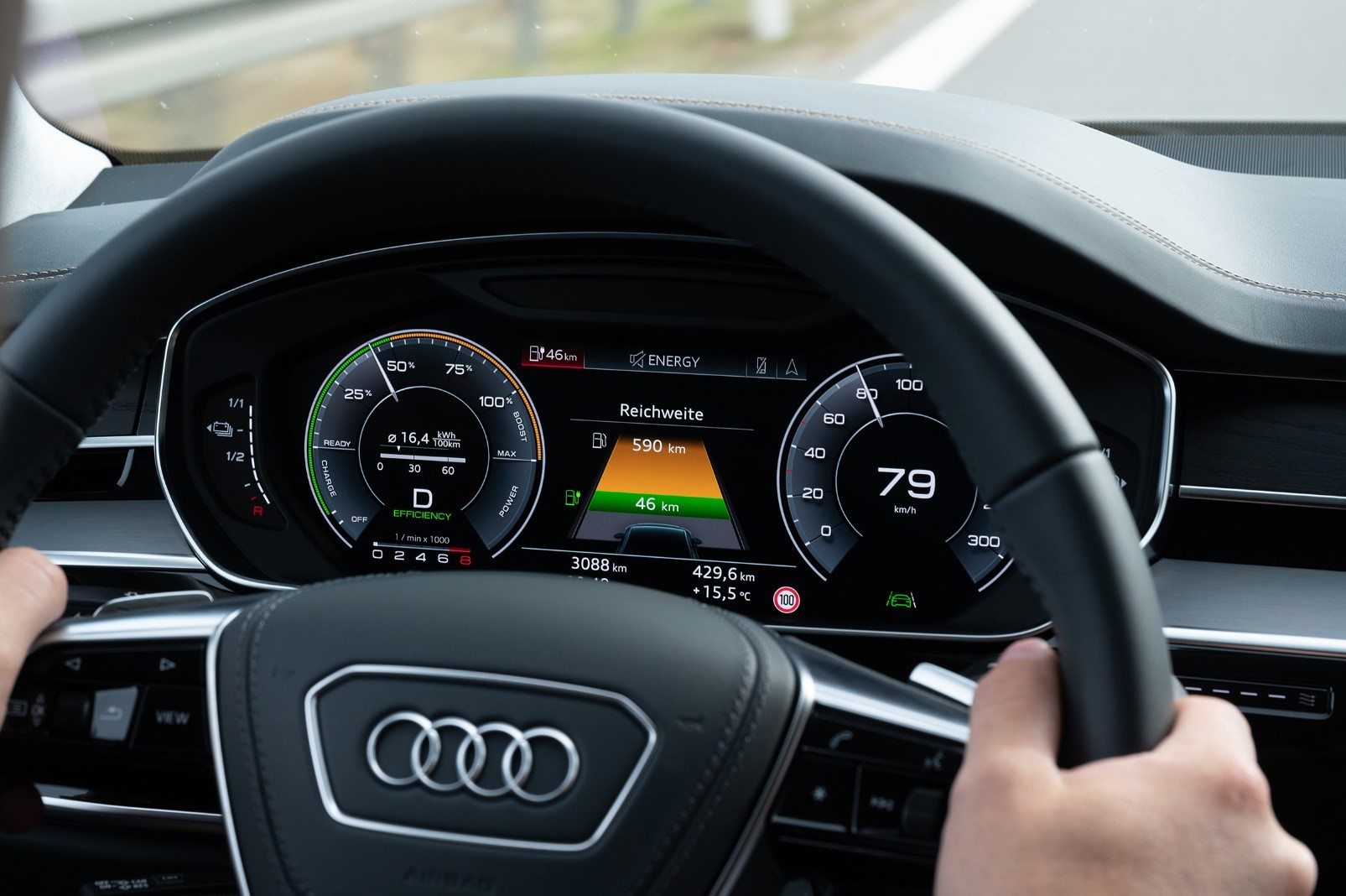 Audi plug-in hybrid