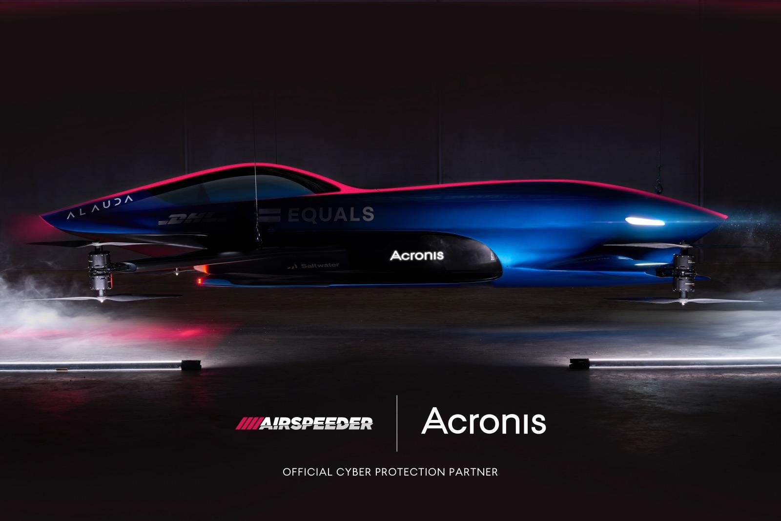 Acronis / Airspeed