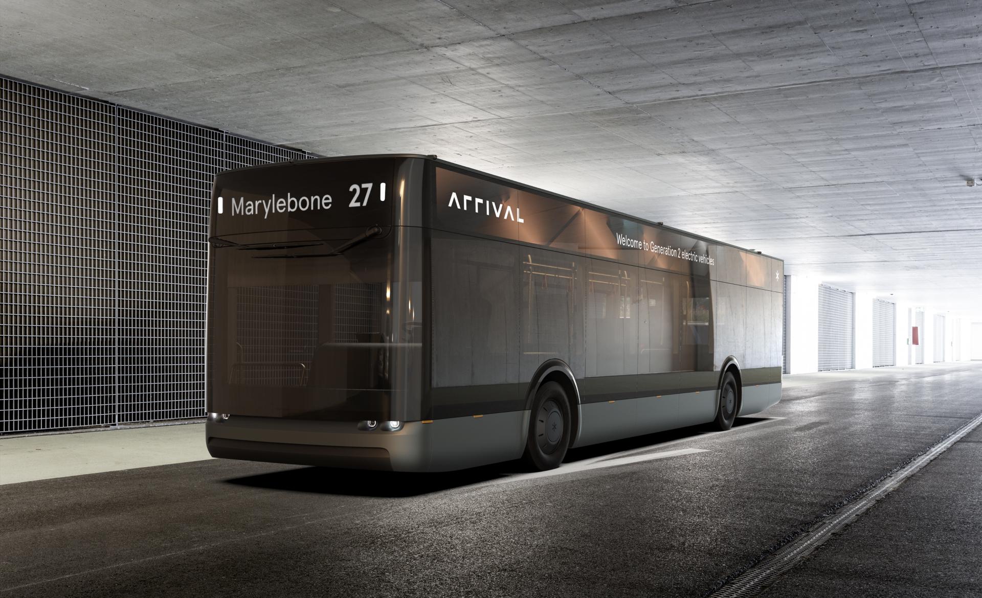 Arrival Bus