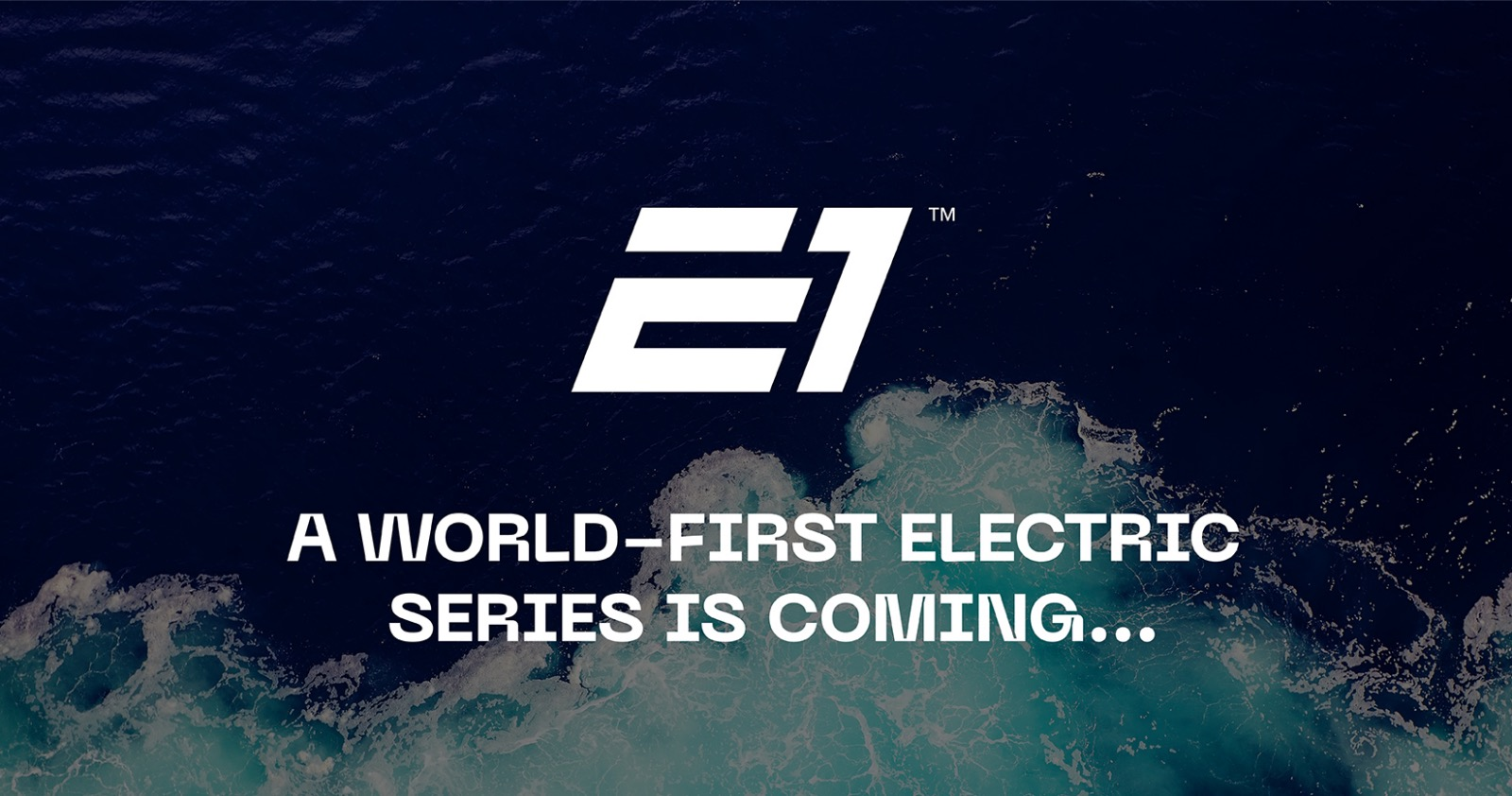 UIM E1 World Electric Powerboat Series