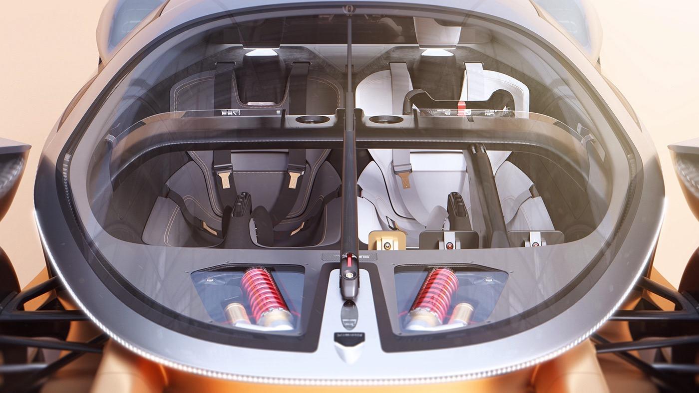 Vision 1789 Hypercar