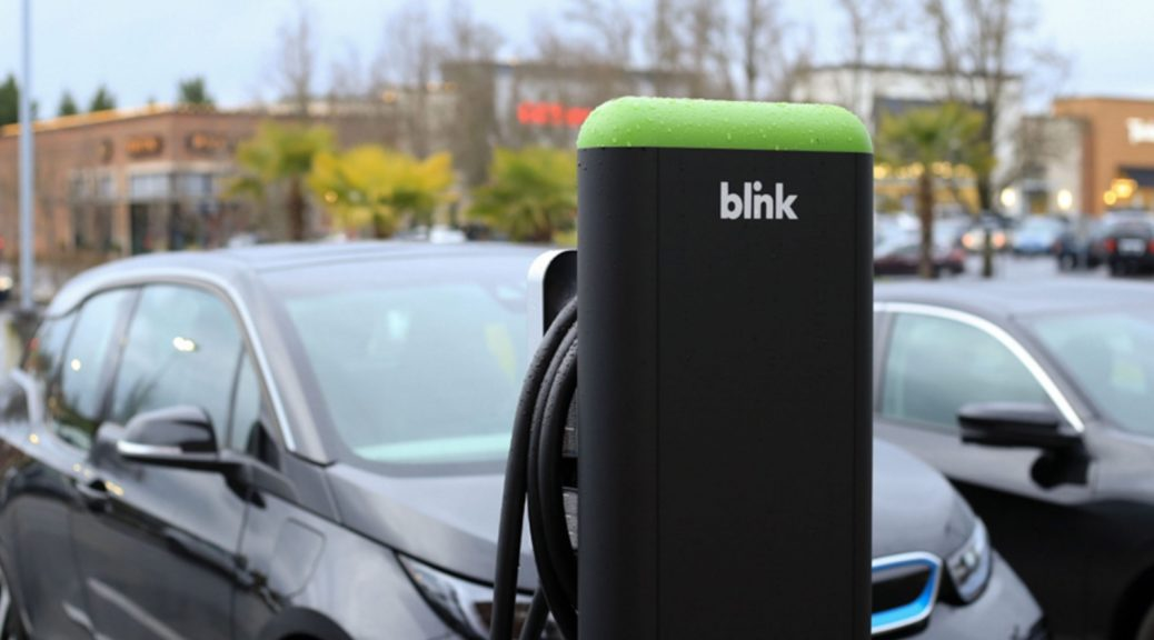 Blink Charger