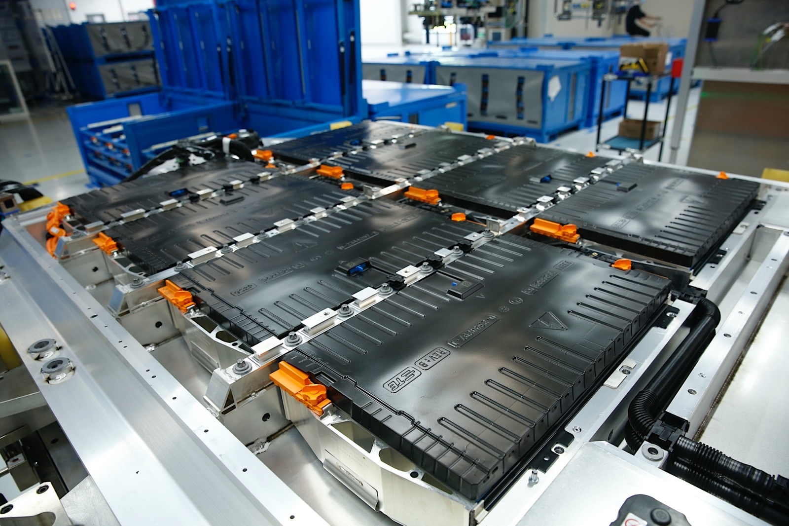 BMW Brilliance Automotive (BBA) / High-Voltage Battery Centre