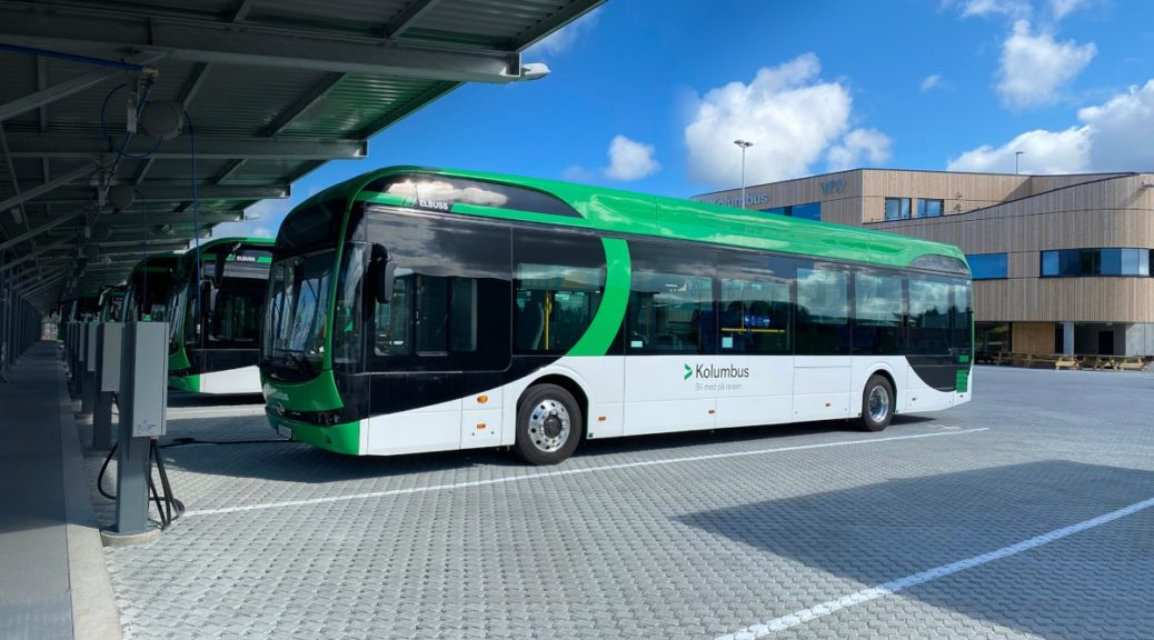 Byd Electric Bus - eBus