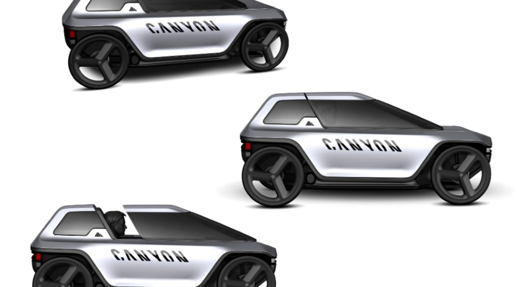 Canyon podbike concept electric