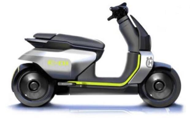Husqvarna e-scooter