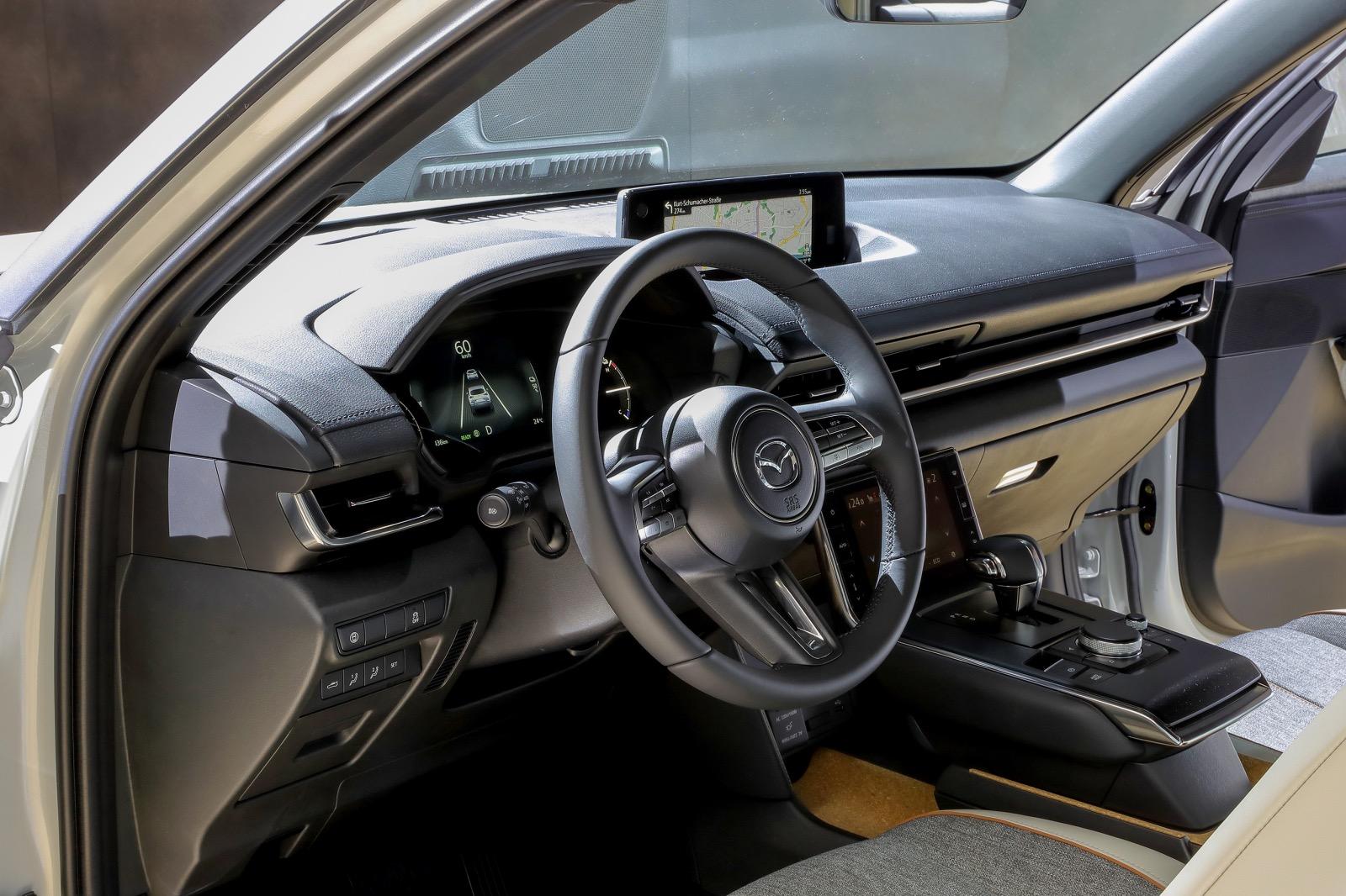 Mazda MX-30 e-Skyactiv