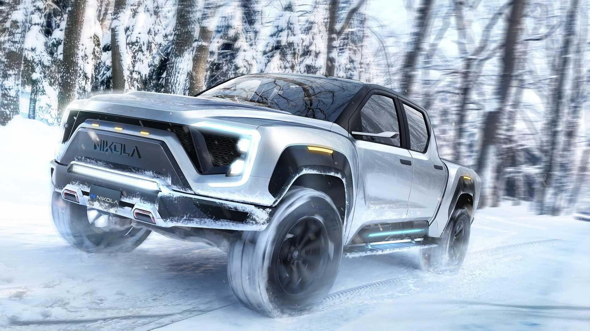 Η General Motors αγοράζει μερίδιο στη Nikola, η οποία κατασκευάζει ηλεκτρικά φορτηγά