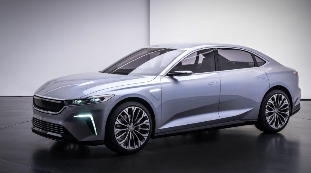 TOGG Sedan Concept