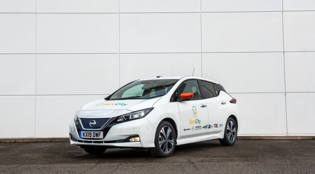 Nissan Leaf / ServCity