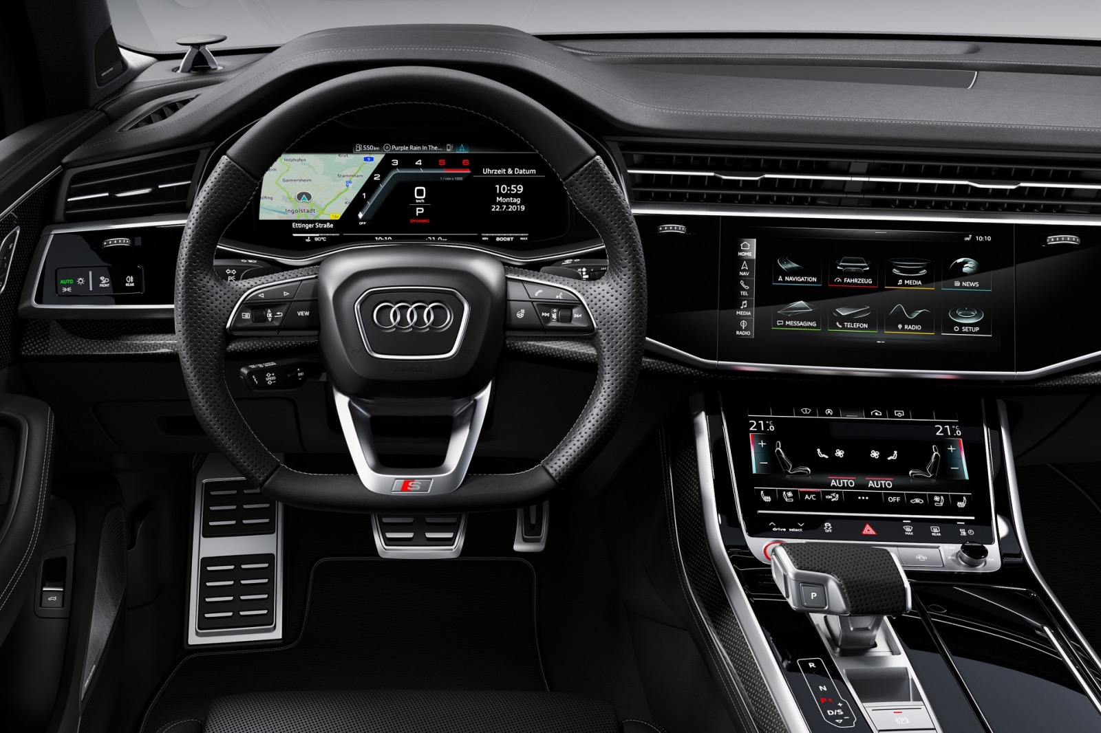 Audi Functions on Demand