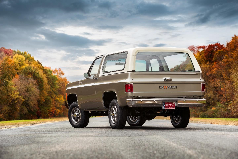 O V8 του θρυλικού Chevrolet δίνει τη θέση του σε έναν ηλεκτροκινητήρα