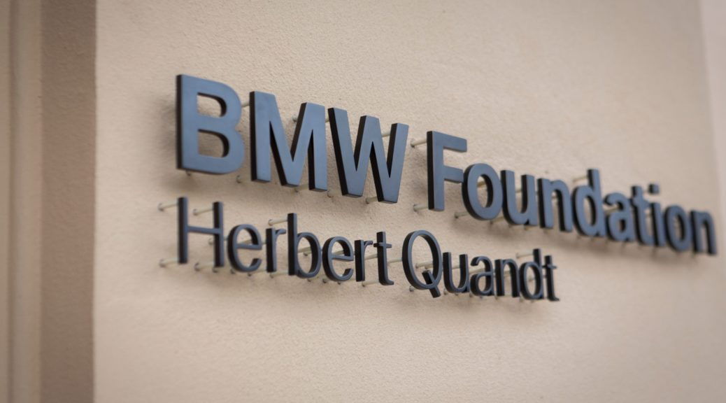 BMW Foundation Herbert Quandt