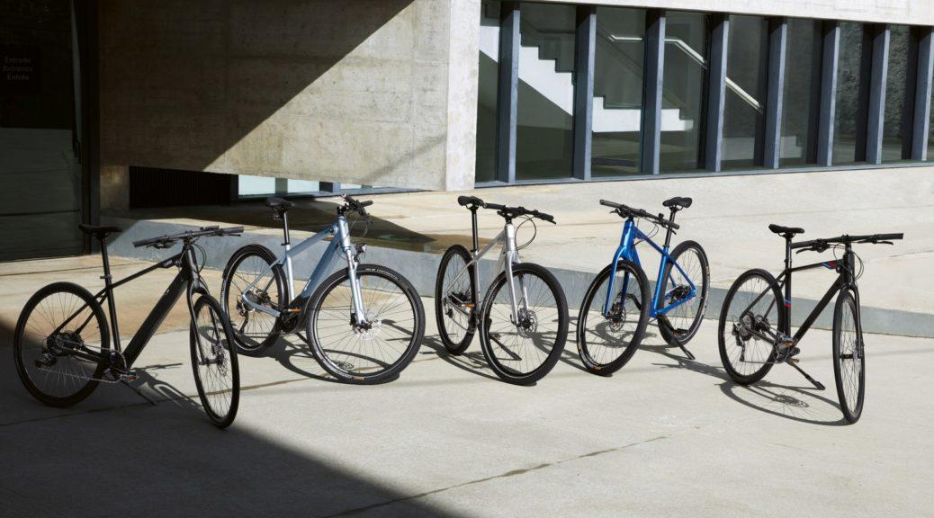 BMW ηλεκτρικά ποδήλατα