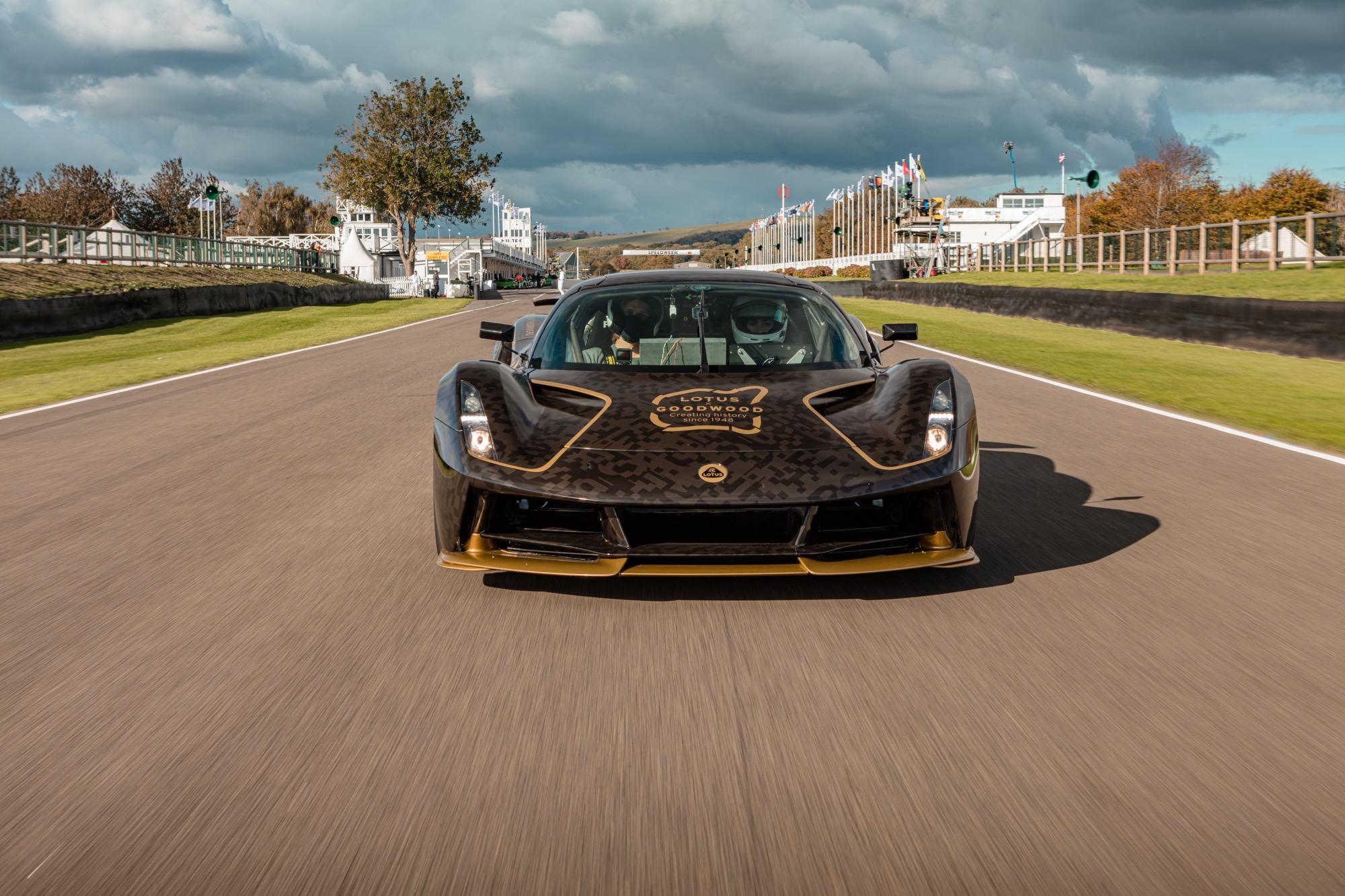 Lotus Evija / Goodwood SpeedWeek