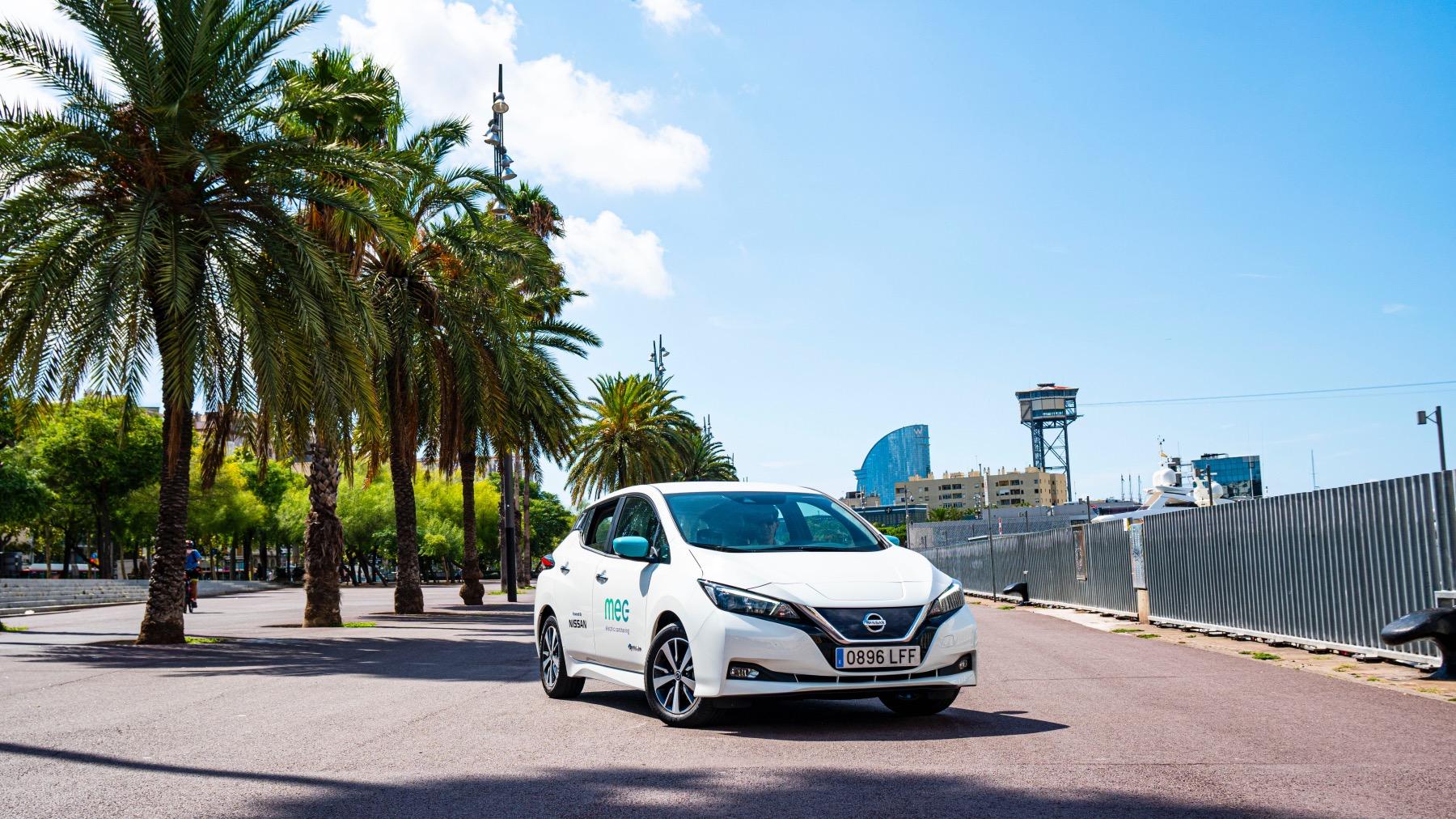 Nissan Leaf / Car Sharing