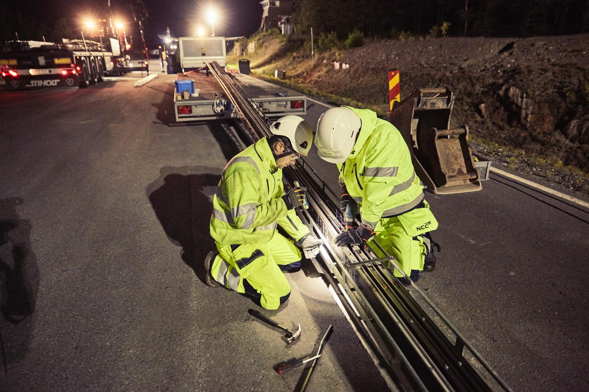 Ηλεκτρικός δρόμος / Σουηδία