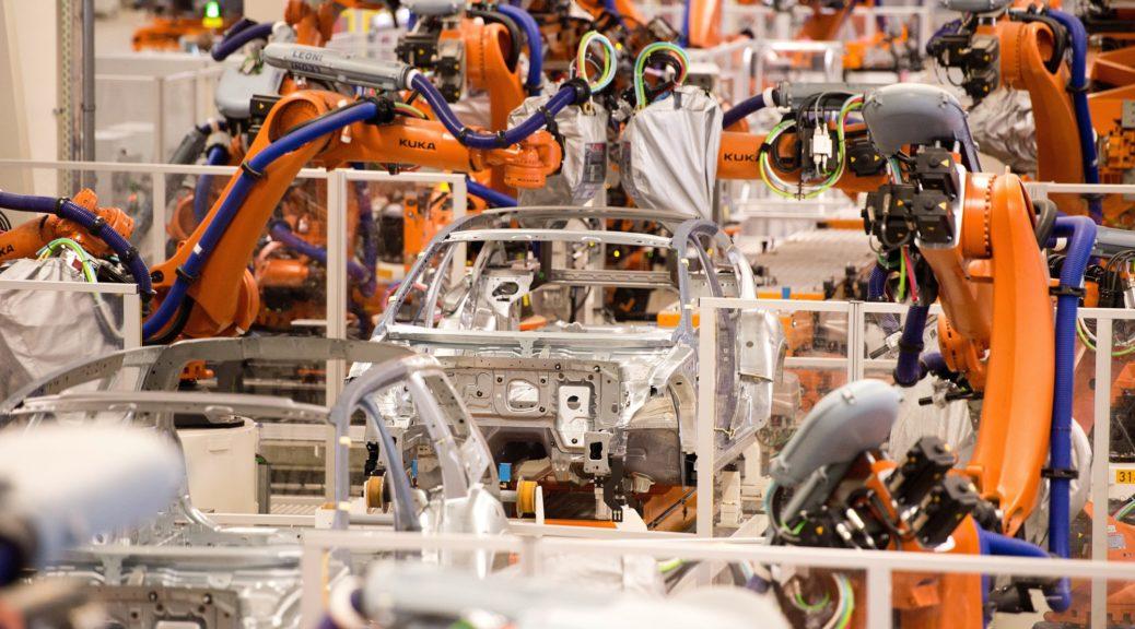Volkswagen / Emden Robots