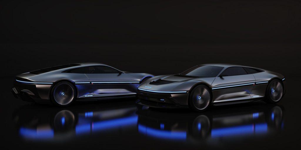 DeLorean DMC-12 by Angel Guerra